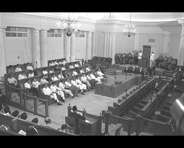 First Parliament of the Republic of Singapore convenes - Singapore ...