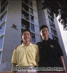Mr. Ng Chee Khern with younger brother Ng Chee Peng